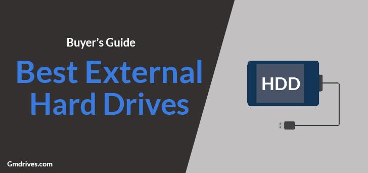 4 Best External Hard Drives of 2019 (Updated Now) | GMDrives