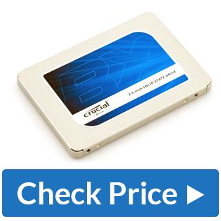 Crucial BX300 SATA SSD