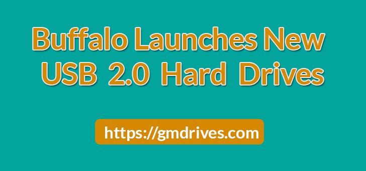 Buffalo Launches New USB 2.0 Hard Drives
