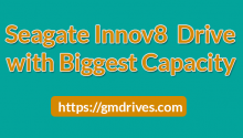 Seagate Innov8 Hard Drive with Biggest Capacity