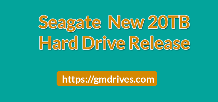 Seagate could release the first 20TB hard drive by 2019