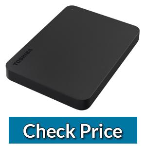 Toshiba HDTB410XK3AA Canvio Basics 1TB Review