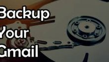 How to Backup Your Gmail A Detailed Guide