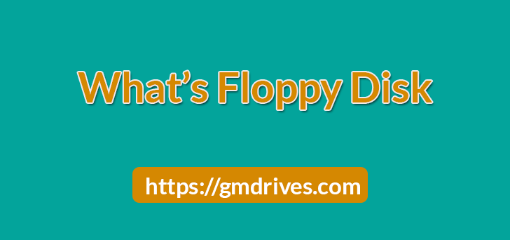 What Is a Floppy Disk Drive