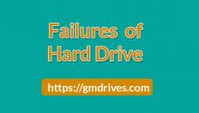 Hard Drive Failures