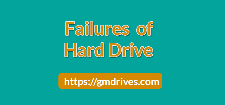 Hard Drive Failures