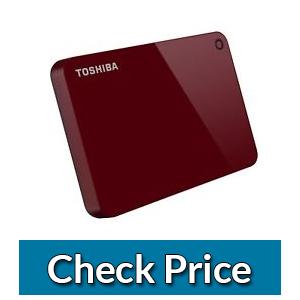 Toshiba Canvio advance 2TB Hard Drive Review