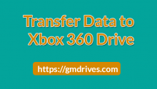 transfer data to xbox 360