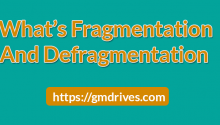 What Is Fragmentation & Defragmentation?