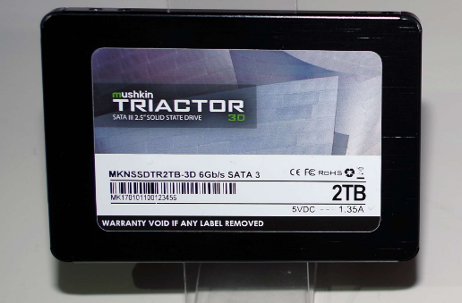 Mushkin TRIACTOR-3D - 1TB Internal SSD Review