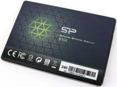 Silicon Power 256GB SSD Review