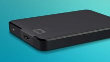 WD 2TB/4TB Elements Portable Hard Drive Review PS4/Mac