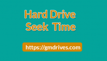 Hard Drive Seek Time