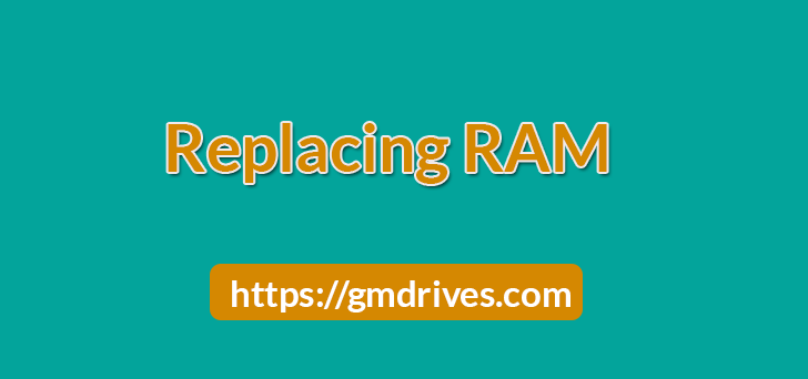 How to Replace RAM