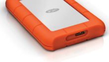 LaCie 2TB Rugged Thunderbolt USB-C SSD Review