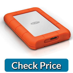 LaCie 2TB Rugged Thunderbolt USB-C SSD Review