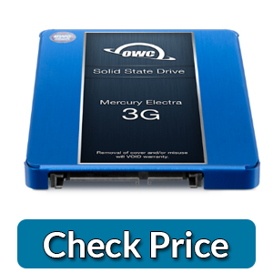 OWC 500GB 3G SSD and HDD DIY Review