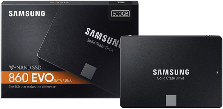 Samsung 860 EVO SSD Review (250GB+500GB+1TB)