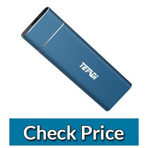 TEYADI External SSD 128GB SSD Review
