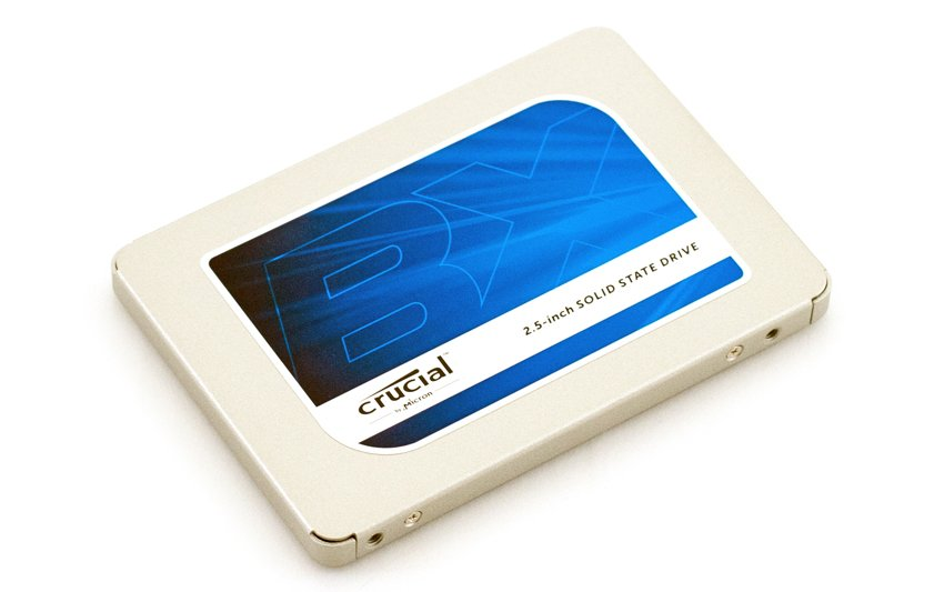 Crucial BX300 120GB SSD Review