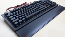 1st Player Steampunk Budget Mechanical Gaming Keyboard Review