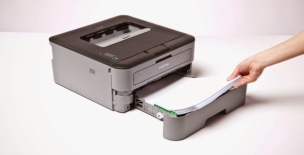 Brother HL-L2300D Monochrome Laser Printer Review