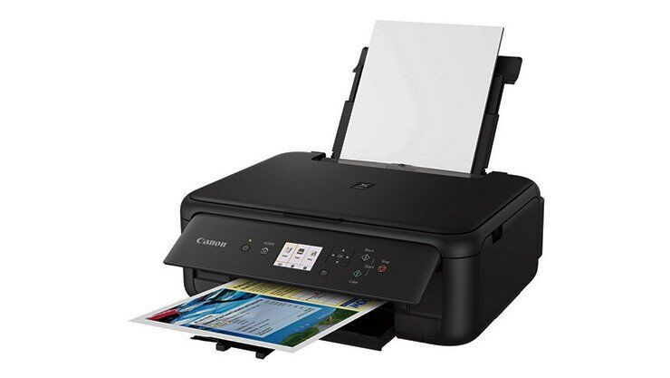 Canon PIXMA TS-5120 All-In-One / Review