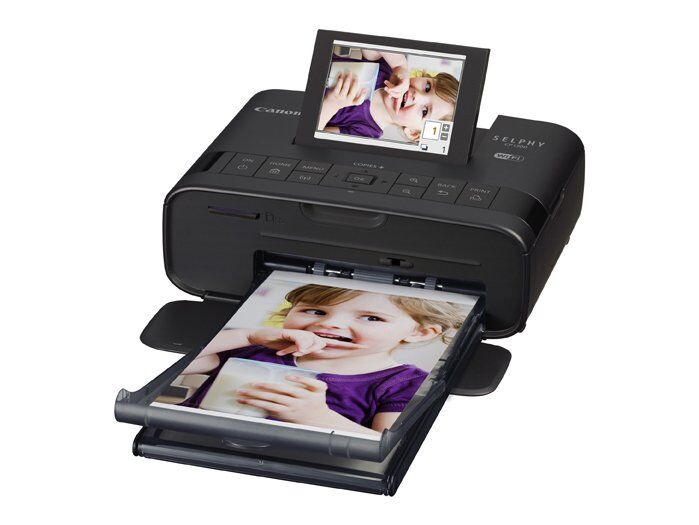Canon SELPHY CP1300 printer review