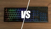 Corsair K55 vs K95 Platinum