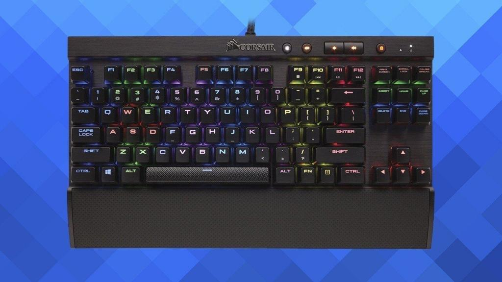 Corsair K65 LUX RGB Mechanical Gaming Keyboard Review