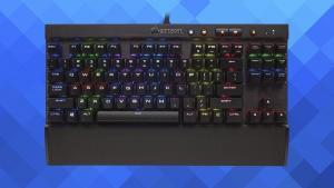 Corsair K65 LUX RGB Mechanical Gaming Keyboard Review