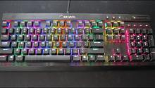 Corsair K70 LUX RGB Mechanical Keyboard Review