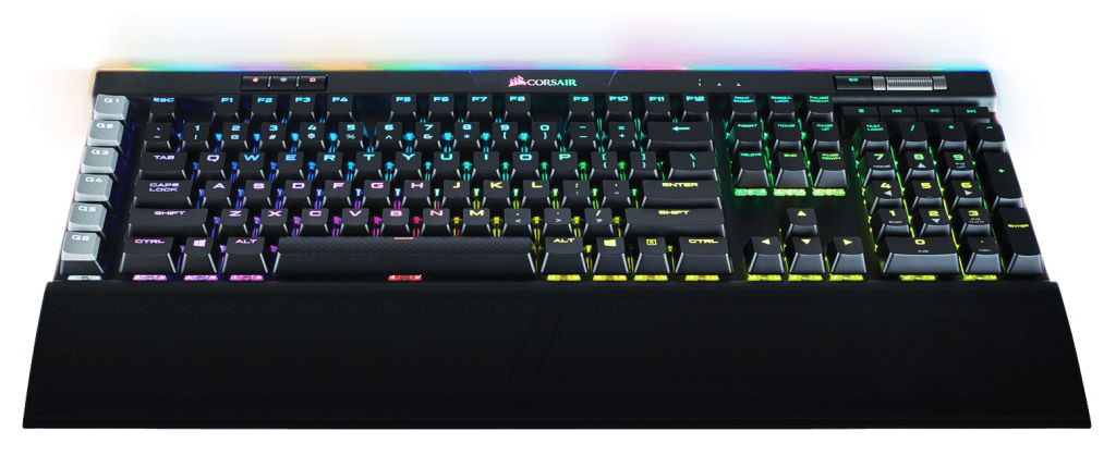 Corsair K95 Platinum VS Razer Blackwidow Chroma V2 Comparison