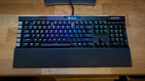 Corsair K95 Platinum RGB Mechanical Gaming Keyboard Review