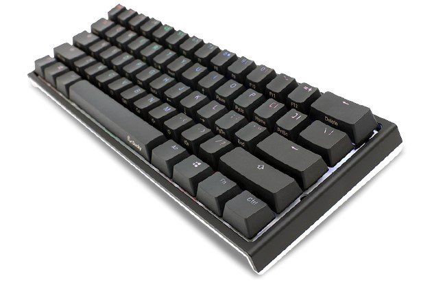Ducky One 2 Mini 60 Mechanical Keyboard Review