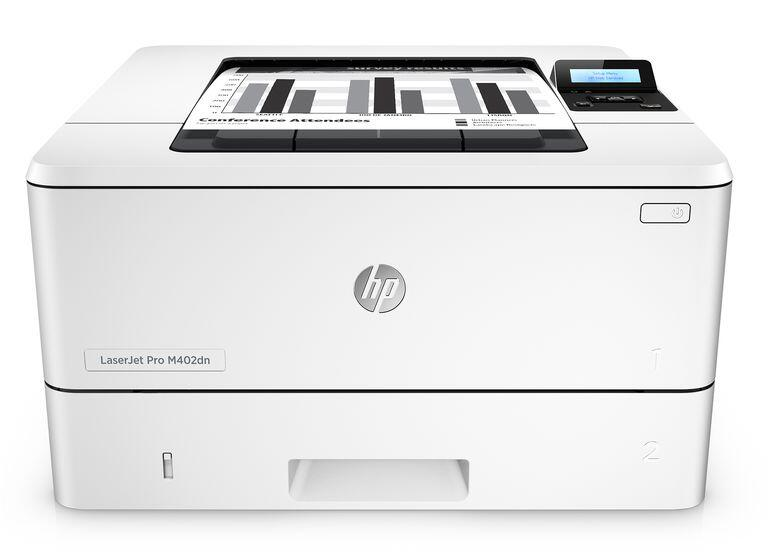 HP LaserJet Pro M402n Laser Printer Review