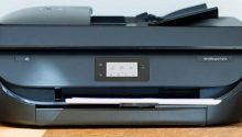 HP officejet 5255 wireless printer review