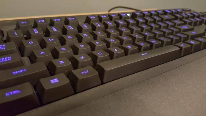 Logitech G213 Prodigy Gaming Keyboard Review