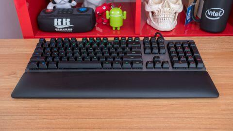 Logitech G513 Keyboard Review