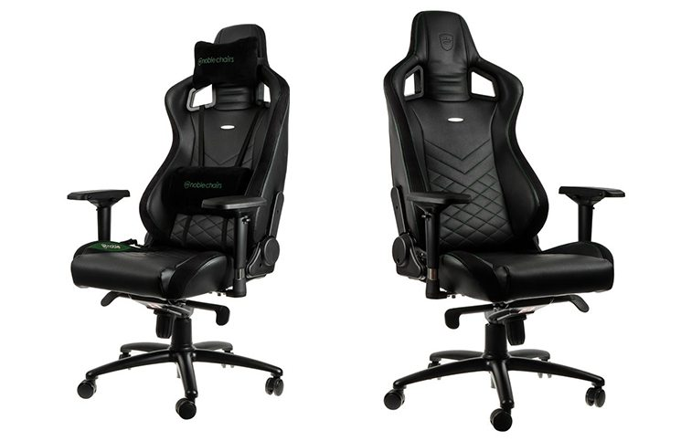Noble chairs Epic Series Gaming Chair Review