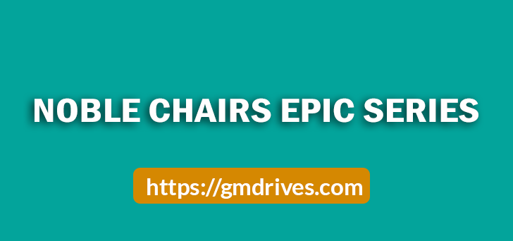 Phenomenal Noble Chairs Epic Series Gaming Chair Review Updated Now Spiritservingveterans Wood Chair Design Ideas Spiritservingveteransorg