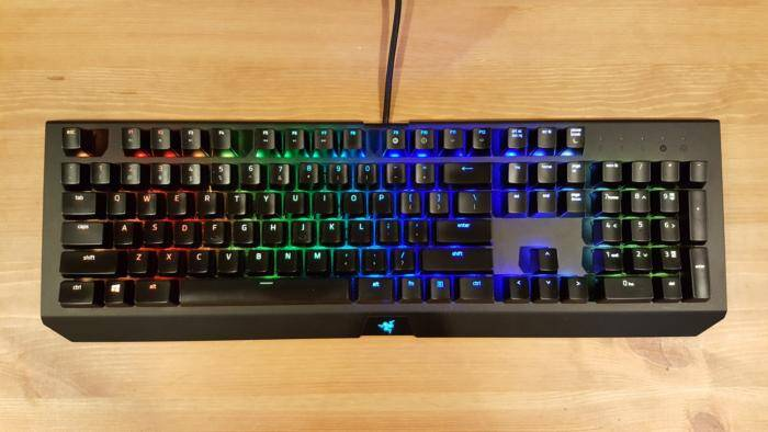 Razer Blackwidow Chroma Stealth Review