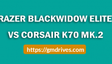 Razer Blackwidow Elite VS Corsair K70 mk.2