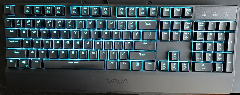 VAVA Mechanical Keyboard Review