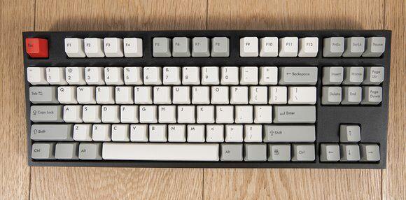 WASD Keyboards V2 Custom Mechanical Keyboard Review
