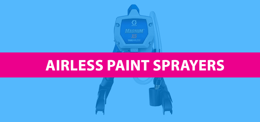 best airless paint sprayer for interior walls