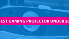 best gaming projector under 200