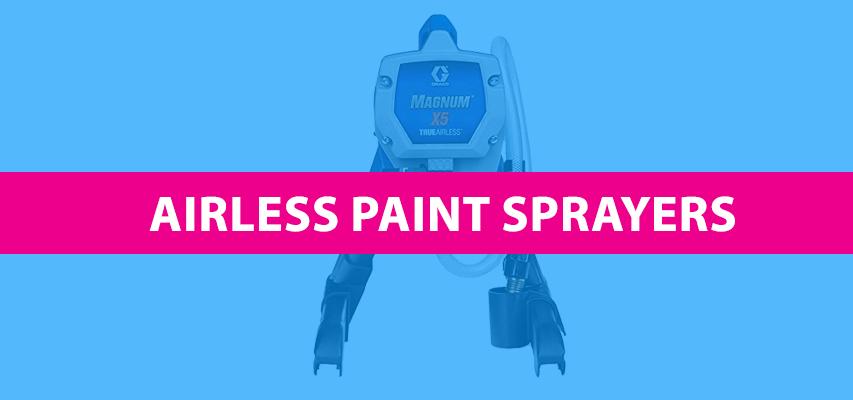best home airless paint sprayer