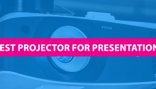 best mini projector for presentations