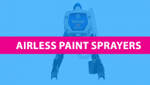 best residential airless paint sprayer